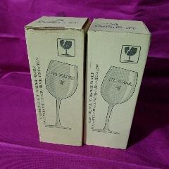 香奈酒杯2個(未使用)(au25635876)_7788舊貨商城__七七八八商品交易平臺(7788.com)