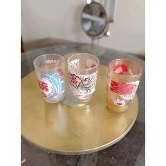 懷舊以前結婚用喜字玻璃杯3個(au25636111)_7788舊貨商城__七七八八商品交易平臺(7788.com)