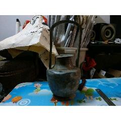 少見錫壺,高挽手(au25708752)_7788舊貨商城__七七八八商品交易平臺(7788.com)