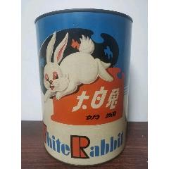 大白兔奶糖罐(au26045410)_7788收藏__收藏熱線