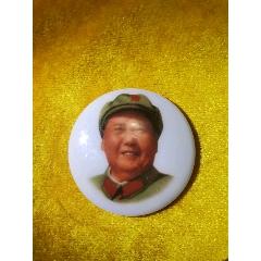 毛主席像章(au26095370)_小文革快乐