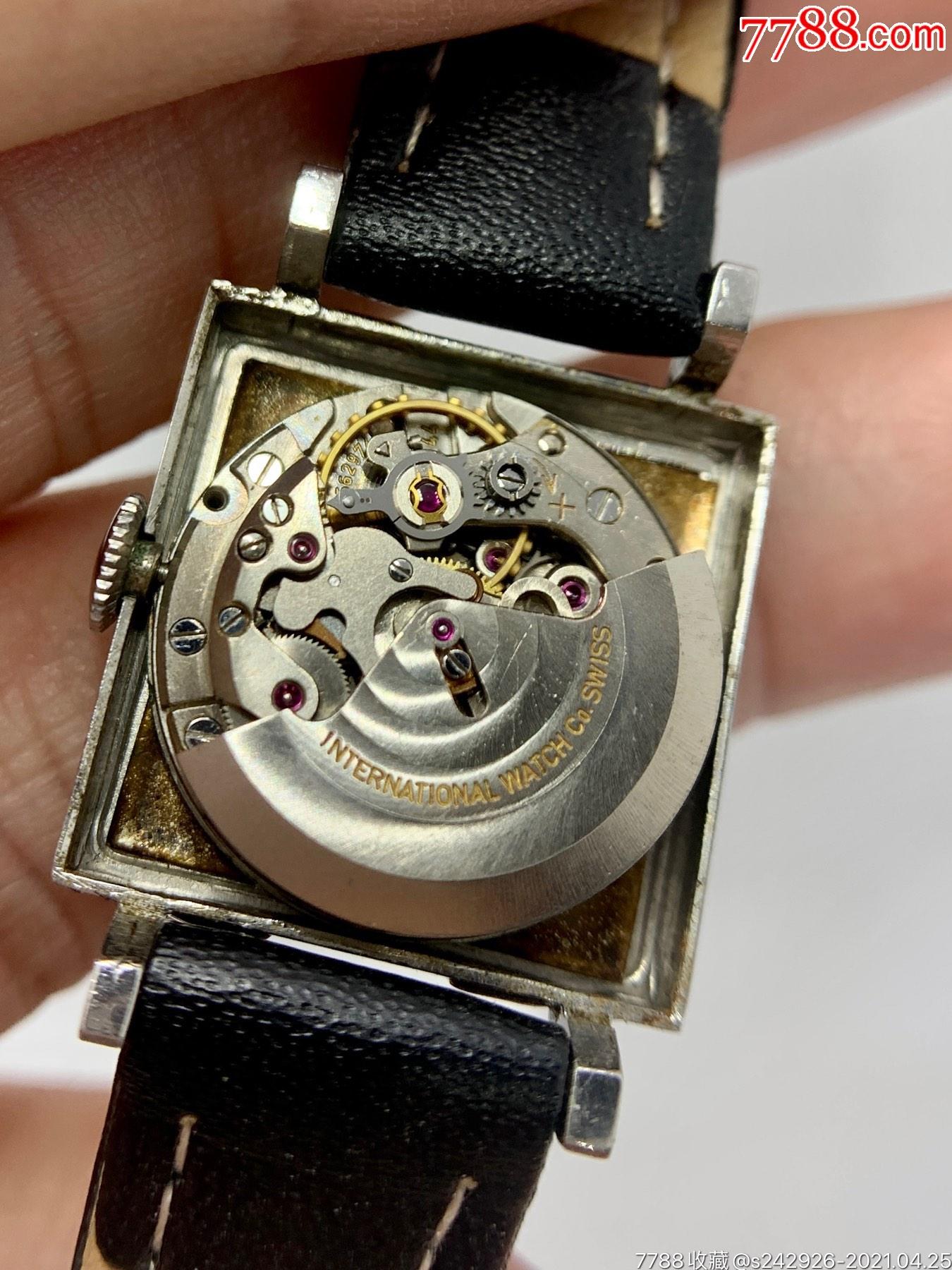 【萬國iwc】全自動機械手表雙金頭啄木鳥機芯_價格1039元_第6張_