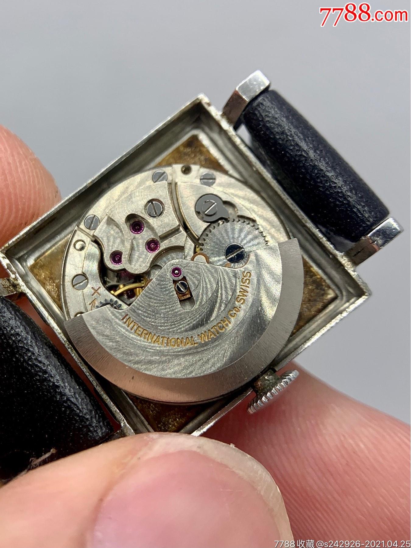 【萬國iwc】全自動機械手表雙金頭啄木鳥機芯_價格1039元_第8張_