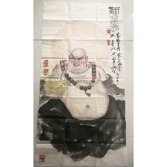 中国美协,国家一级美术师相老师四尺整张137×70