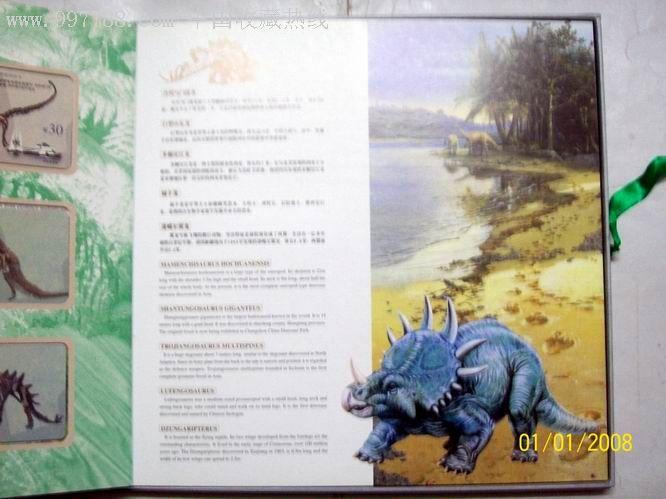 龙文化精装册一套图片