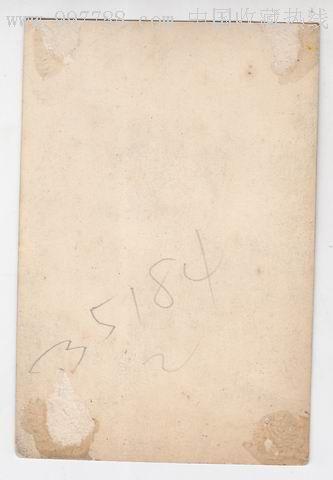 红唇旗袍女子(10x7)cm图片
