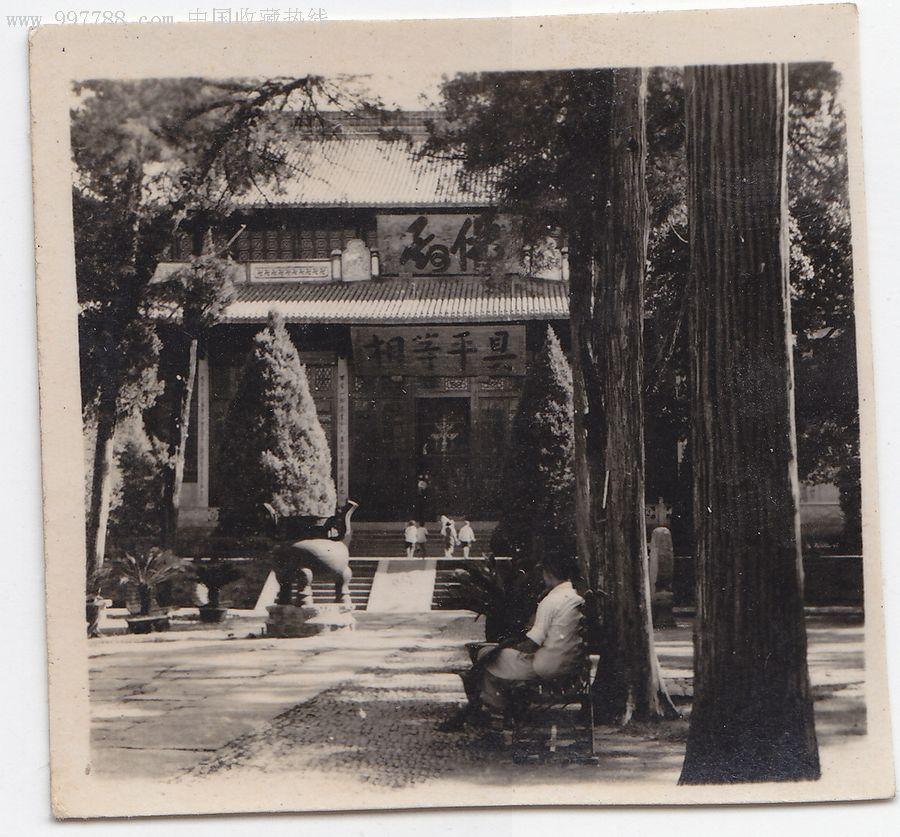 50年代杭州西湖風景老照片6張