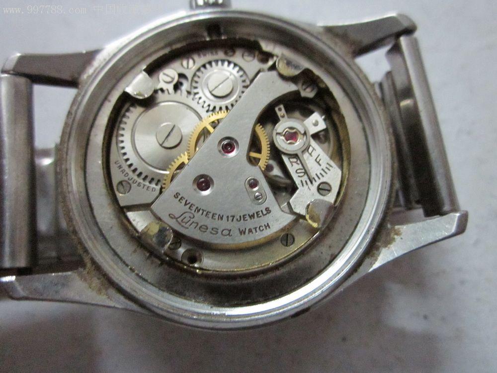 上海1120机械手表,瑞士机芯图片