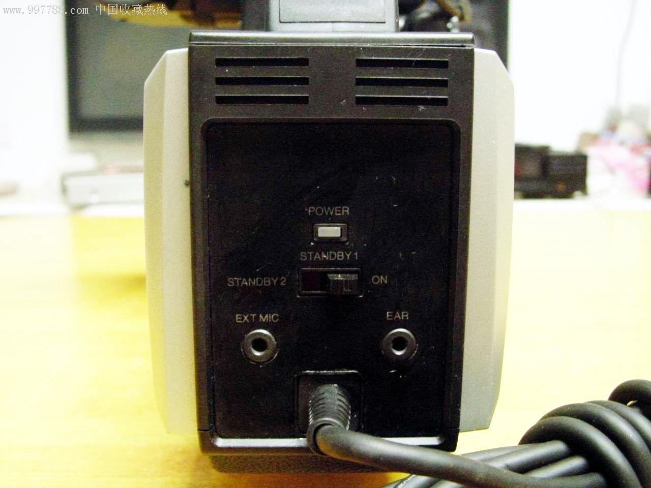 松下wvp-100n摄像机