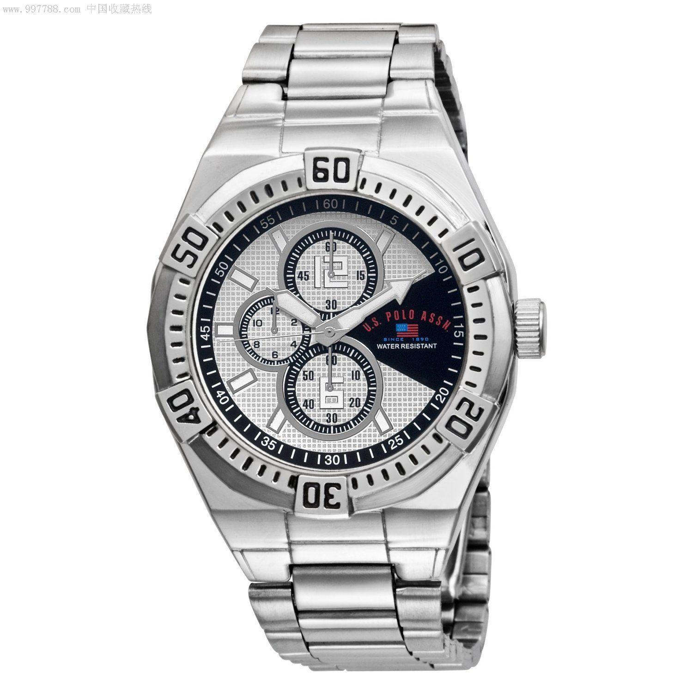 美国全新名牌手表---宝罗polo