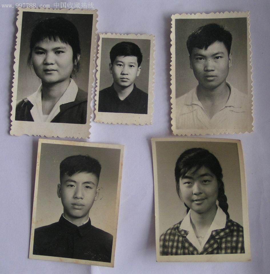 五,六十年代青年学生照片5张图片