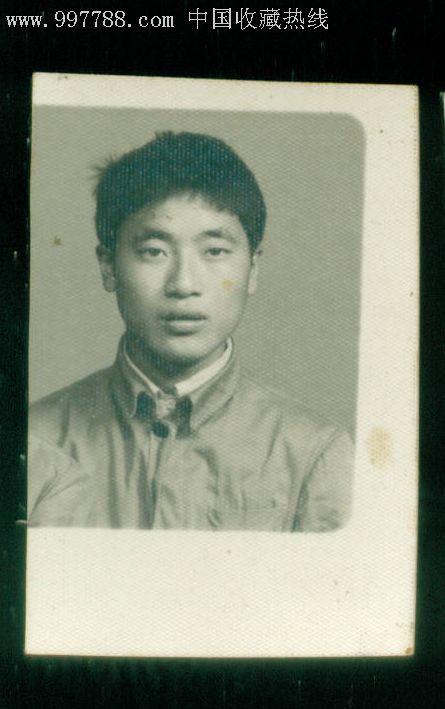 个人寸照,男青年_老照片_成都故纸【7788收藏__中国图片