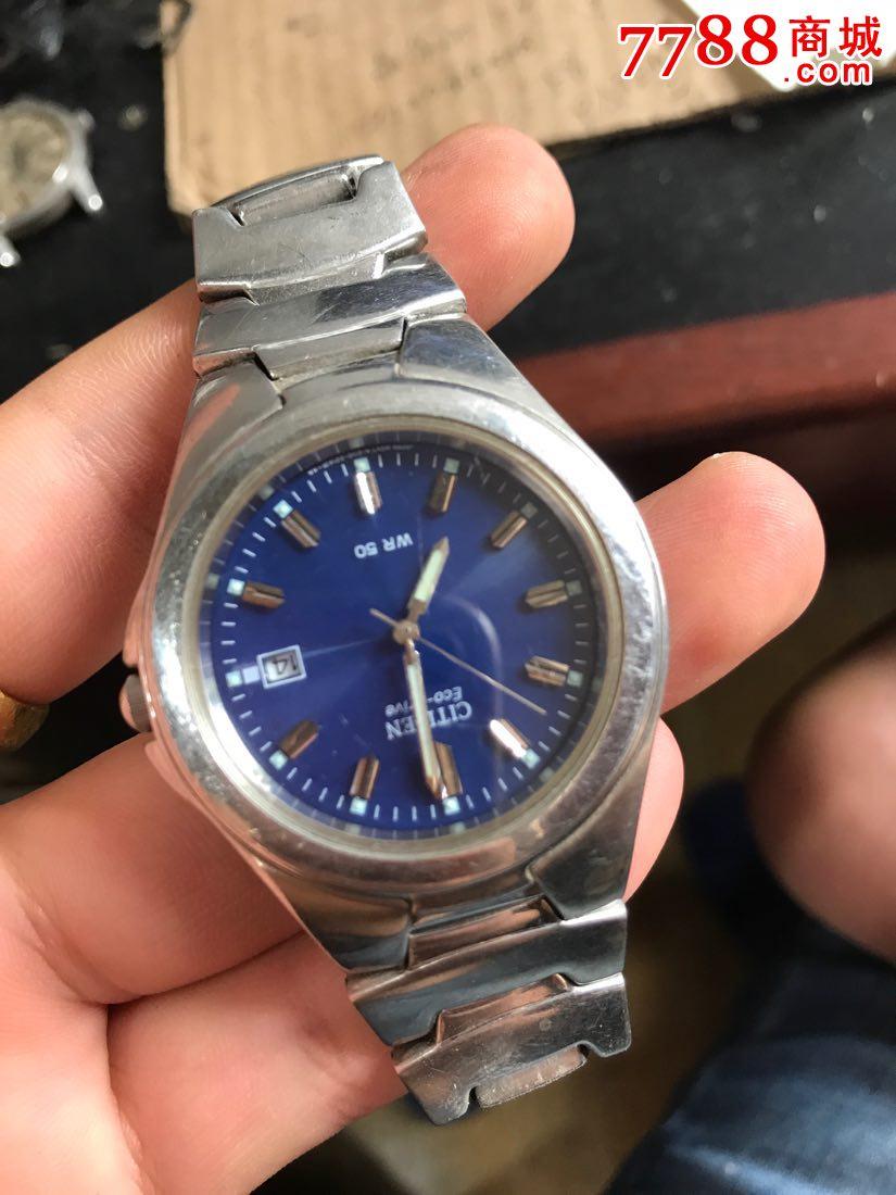 适合夏天的七款西铁城腕表,2000多的平民绿水鬼不要错过 时间