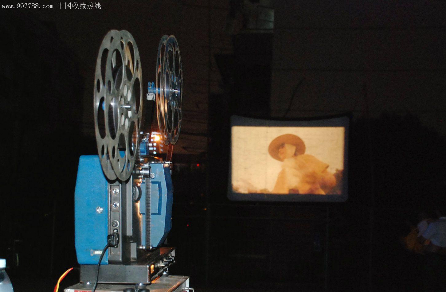 甘光小灯箱溴钨灯一体放映机-电影机/放映机--se-零售图片