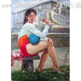 朝鲜油画_价格9000.0000元_第1张_7788收藏__中国收藏热线图片
