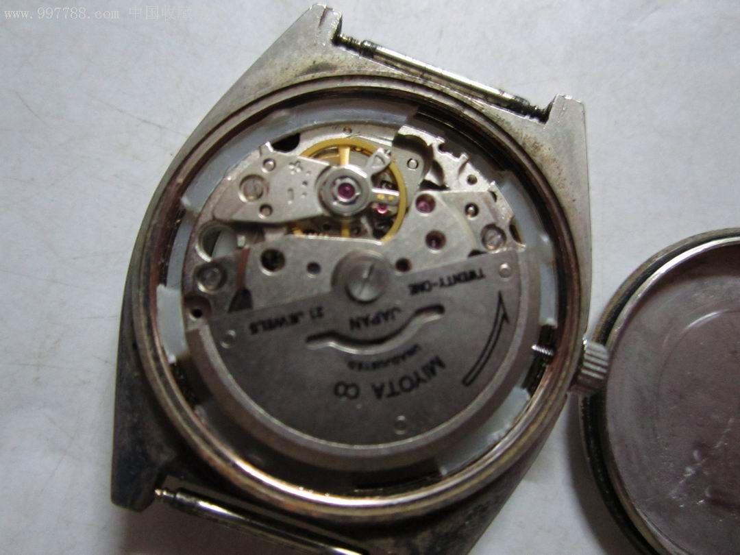 日本西铁城自动手表