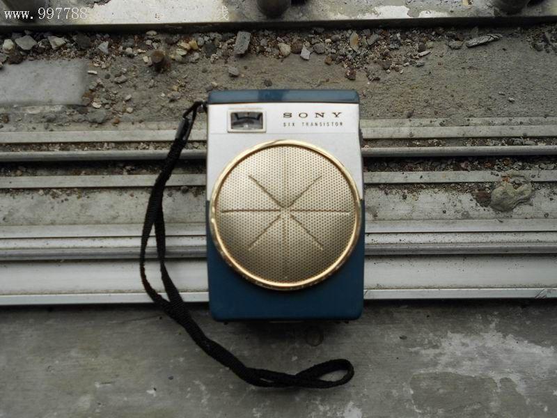 sonytr-620型晶体管收音机凯歌4b3原型机
